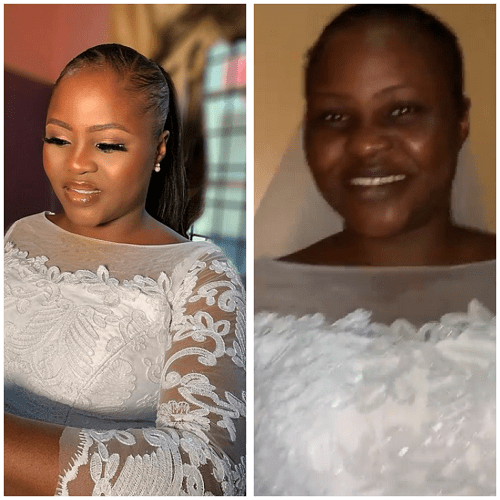 """""""I was frustrated and angry"""" - Nigerian makeup artist shares her 'unusual' encounter with a bride whose church doesn't permit makeup"""