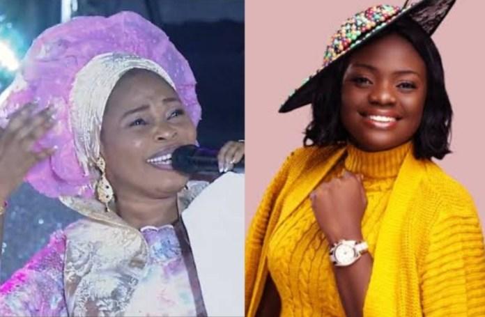 Gospel Singer, Adeyinka Alaseyori Warns Those Insulting Tope Alabi Because Of Her .Calls Tope Alabi-Our Mother
