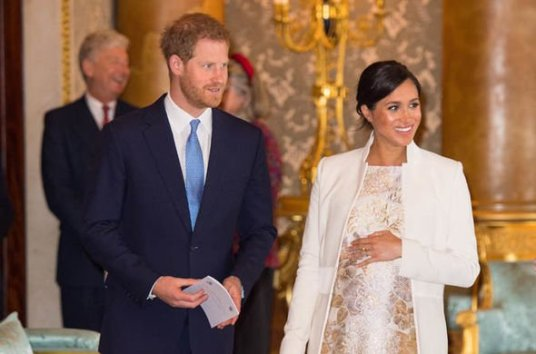 Meghan Markle and Prince Harry Welcome Baby Girl — Named After the Queen and Princess Diana!