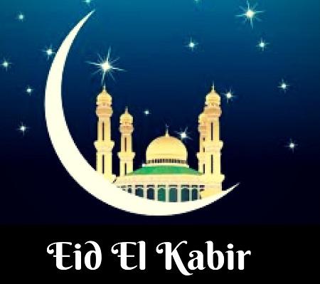 50 Happy Sallah Messages, Happy Eid-el-Kabir Prayers For Friends, Family