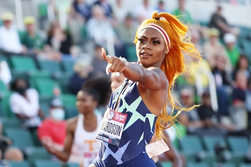 American fastest sprinter Richardson banned from Olympic 100m after cannabis test