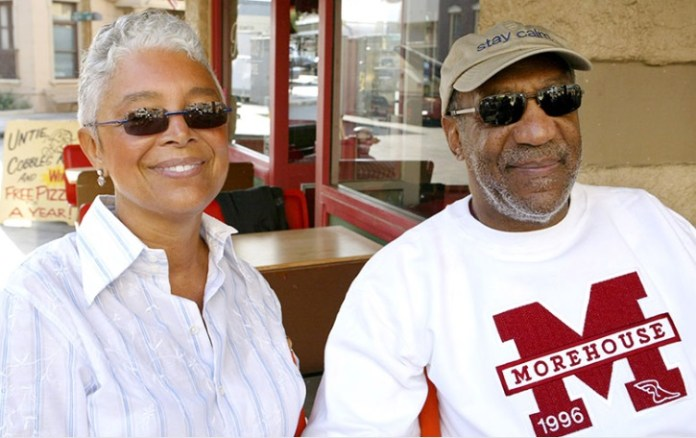 Bill Cosby's wife, Camille Cosby, shuts down 'hilarious' divorce rumors