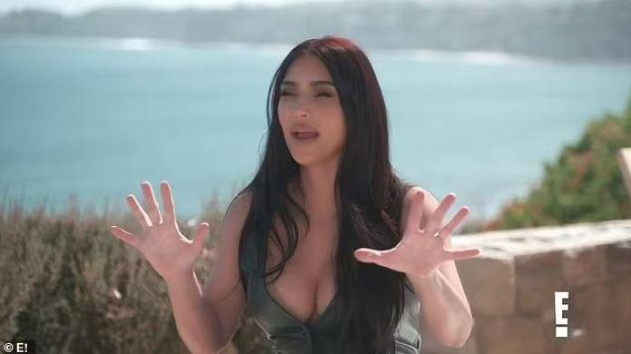 'I feel like I had agoraphobia' - Kim Kardashian reveals she suffered from anxiety during pandemic