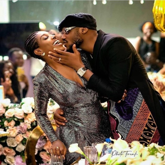 Tuface Dismisses Breakup Rumors With Loved Up Pic With Annie As He Celebrates His Birthday