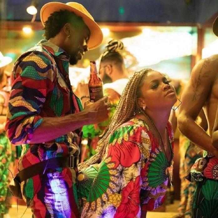 "#Bbnaija Tega & Boma Apologizes To Her Husband- ""I And Boma Pushed The Button Too Far"" – (Video)"