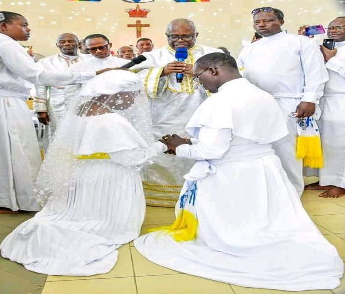Church Doctrine Wahala-Must We Marry In The Bride Mother's Church?
