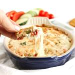 Healthier Hot Broccoli Dip