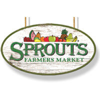 Available at Sprouts Farmers Market
