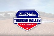 Thunder Valley Track Map