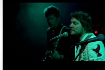 "Screengrab from Wilco ""Ashes of American Flags"""