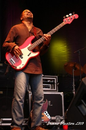 Derek Trucks Band @ Mountain Jam 2010