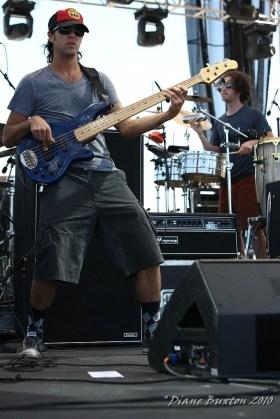 Umphrey's McGee @ Nateva Music & Camping Festival