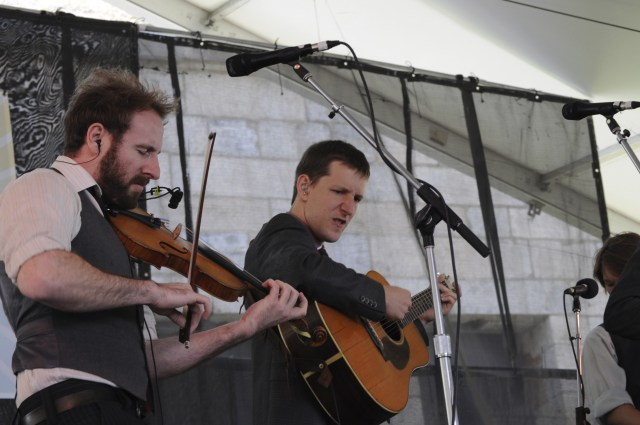 Punch Brothers @ Newport Folk 2010