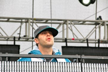 pretty lights at outside lands
