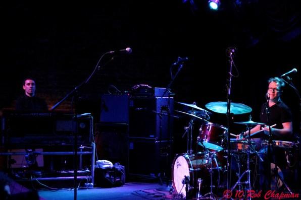 Stanton Moore Trio @ Brooklyn Bowl, 9/23/10