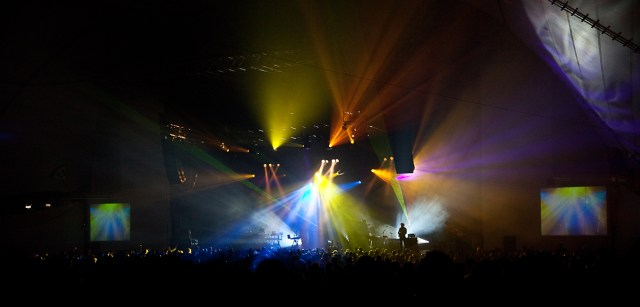 Disco Biscuits @ Bank of America Pavilion, Boston 9/11/10