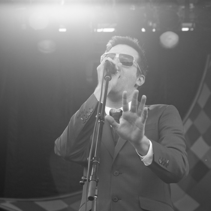 Mayer Hawthorne @ North Coast Music Fest