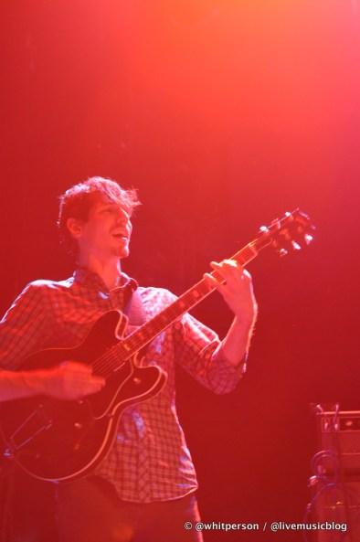 White Denim @ Bowery Ballroo, 6.25.11 2011-06-25 334