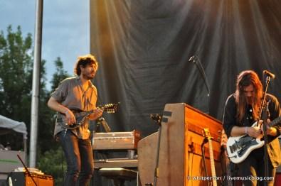 Fleet Foxes @ Pitchfork Music Festival 2011