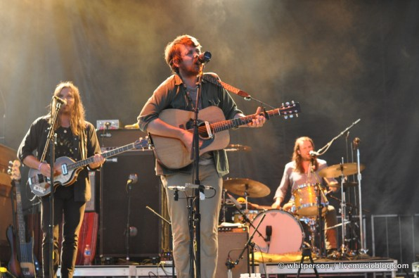 Fleet Foxes @ Pitchfork Music Festival 2011