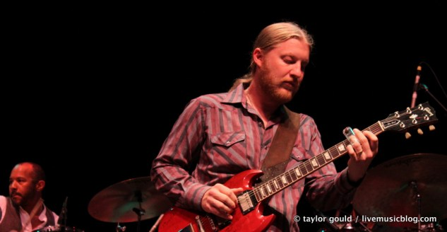 Tedeschi Trucks Band @ Chastain Amphitheatre, Atlanta 7/30/11