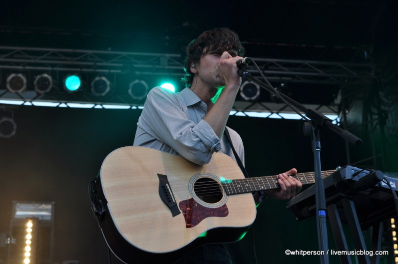 Cut Copy @ Pitchfork Music Festival 2011