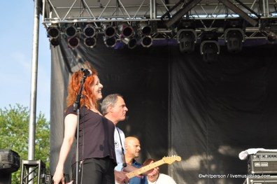 Guided By Voices w/ Neko Case @ Pitchfork Music Festival 2011