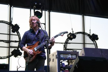 Phish @ The Gorge, 8/5/11   Photo by Justin Ward