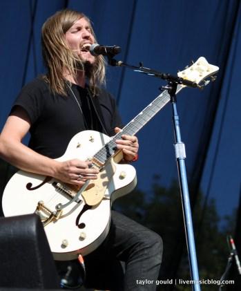 Band of Skulls @ Music Midtown, Atlanta 9/24/11