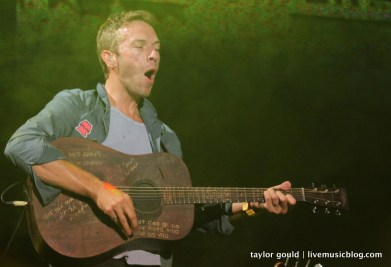 Coldplay @ Music Midtown, Atlanta 9/24/11