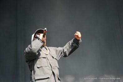 Big Boi @ ACL Fest 2011 (Friday, 9/16/11)