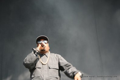 Big Boi @ ACL Fest 2011 (Friday, 9/16/11)