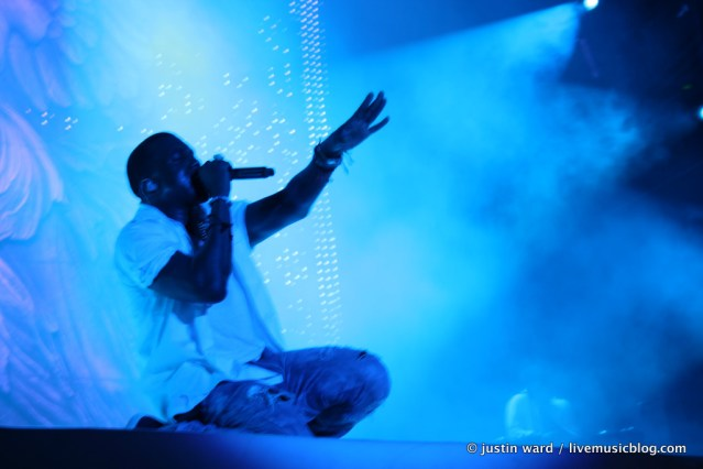 Kanye West @ ACL Fest 2011
