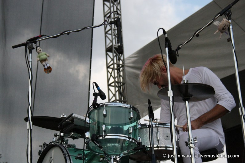 Death From Above 1979 @ ACL Fest 2011