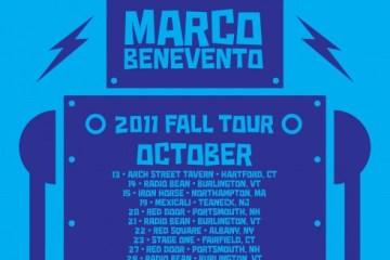marco fall tour east coast