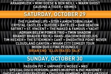 moogfest schedule