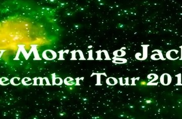 my morning jacket december tour