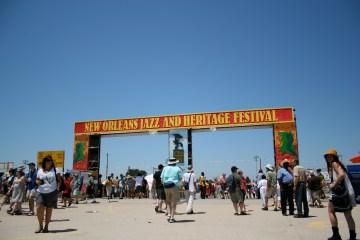 jazz fest gates 2011