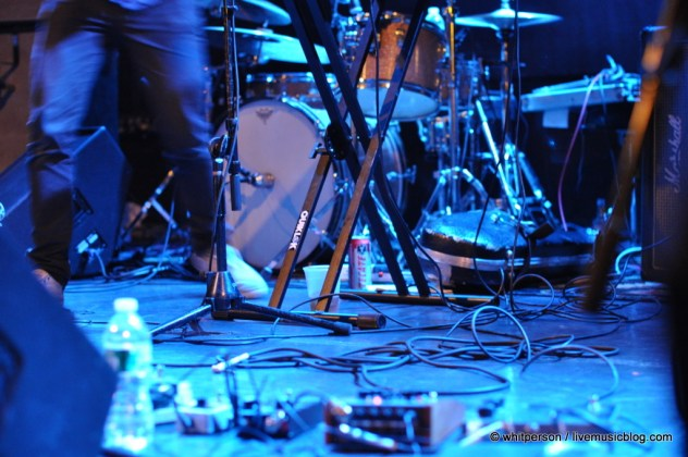 The War on Drugs 2011-12-11 060