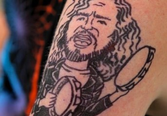 eddie vedder tattoo