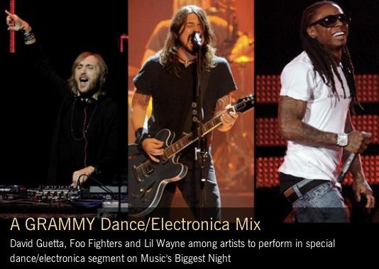 grammy dance electronic mix face palm