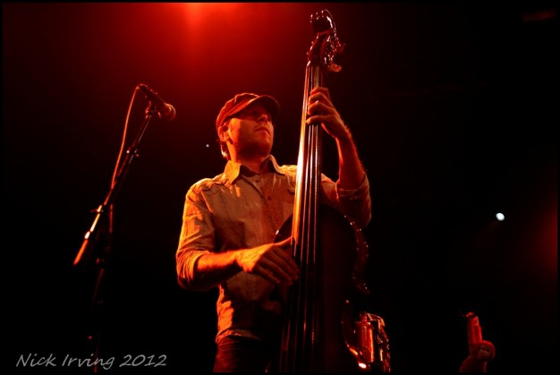 Cornmeal @ Best Buy Theater, NYC 2/25/12