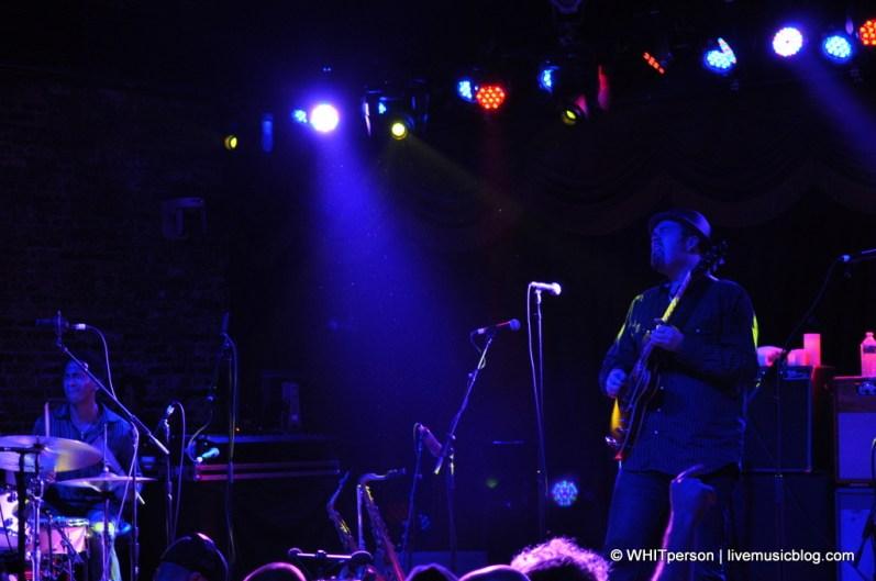 Soulive @ Brooklyn Bowl, 3.1.12 (11)