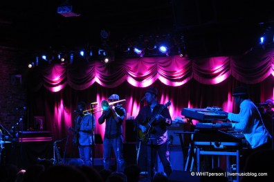Soulive @ Brooklyn Bowl, 3.1.12 (42)