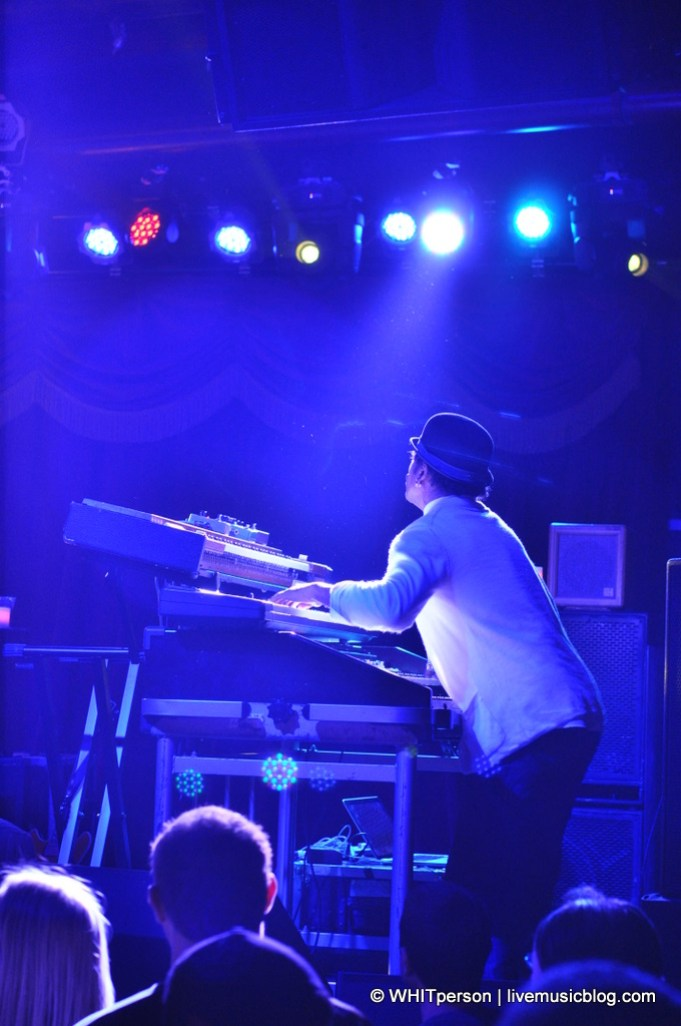 Soulive @ Brooklyn Bowl, 3.1.12 (7)