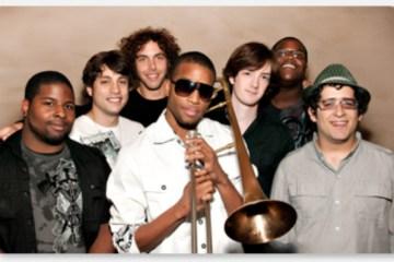 trombone shorty at jazz fest