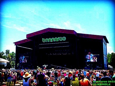 The Soul Rebels @ Bonnaroo 2012 || Photo by Stephen Taylor