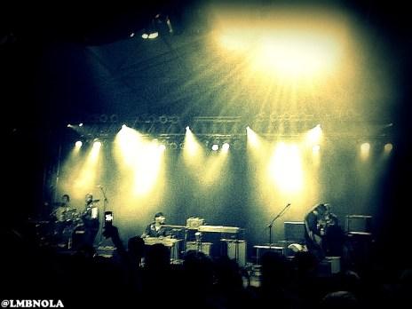 The Word @ Bonnaroo 2012 || Photo by Billy Morgan