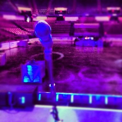 "Mike Gordon photo ""The view from here"" @ Tour Rehearsal Worcester, MA"