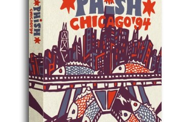 phish chicago box set